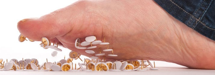 Chiropractic Westerly RI Neuropathy Pins